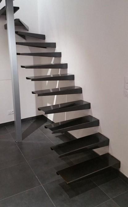 escalier sur mesure à Rivesaltes